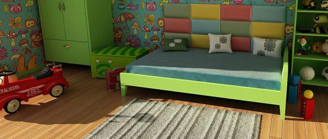 Scegliere il letto per la cameretta dei bambini letti su misura - Camerette bambini su misura ...