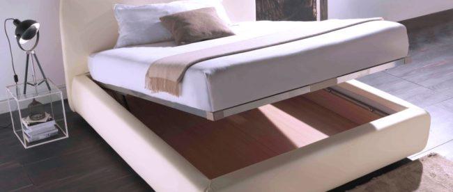Come scegliere un letto con contenitore | Letti su Misura