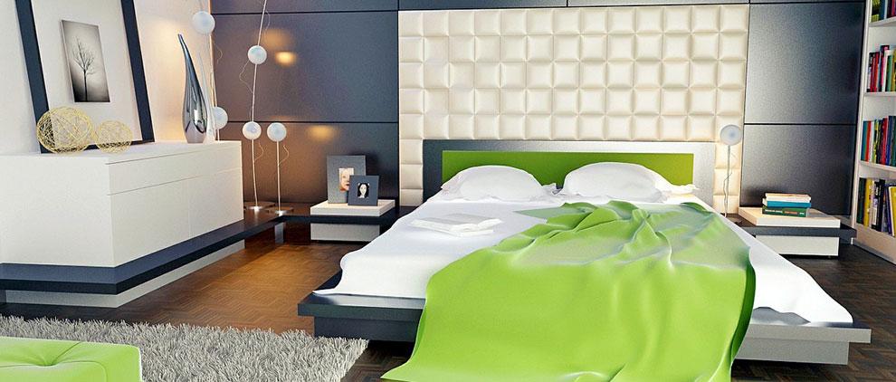 Camera da letto completa che comodit letti su misura - Camera da letto completa ...