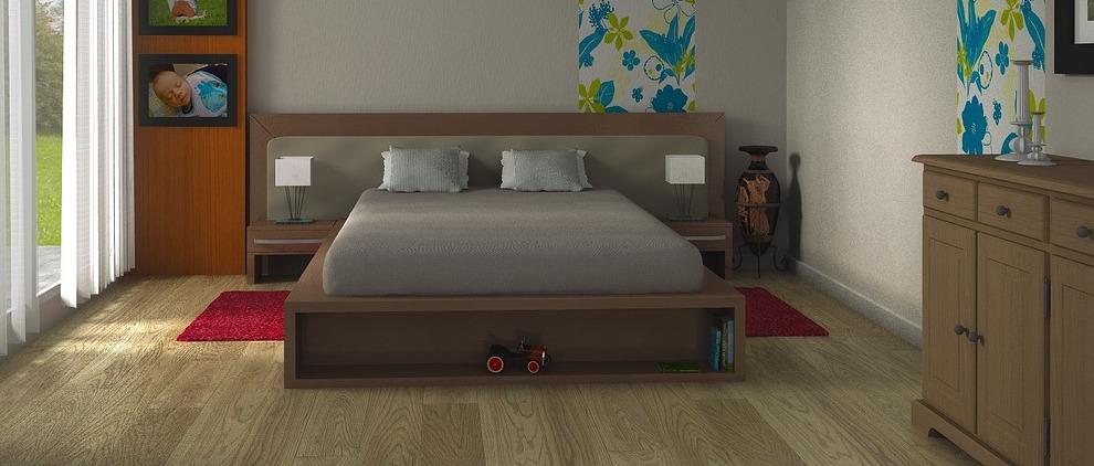 Come pulire il letto contenitore letti su misura - Come costruire un letto contenitore ...